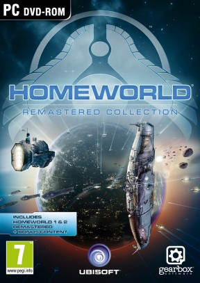 Homeworld Remastered Collection PC Cover