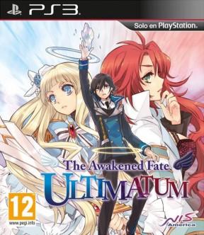 The Awakened Fate Ultimatum PS3 Cover