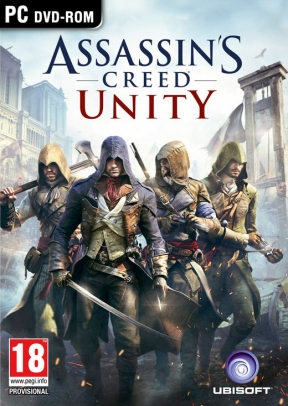 Assassin's Creed: Unity PC Cover
