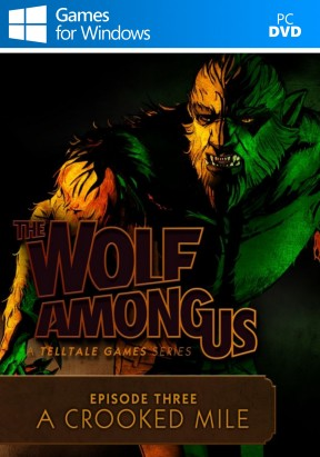 The Wolf Among Us Episode 3: A Crooked Mile PC Cover