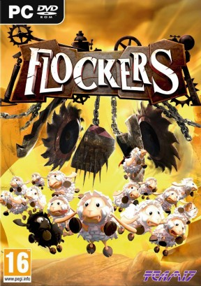 Flockers PC Cover