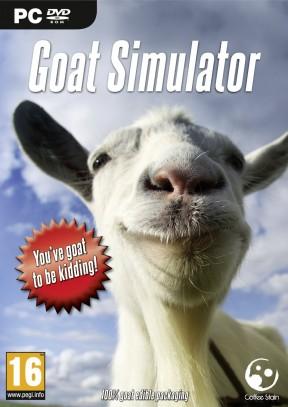 Goats Simulator PC Cover