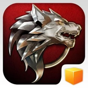 Joe Dever's Lone Wolf: Episode 2 iPad Cover