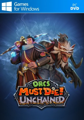 Orcs Must Die! Unchained PC Cover