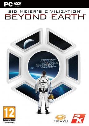 Sid Meier's Civilization: Beyond Earth PC Cover