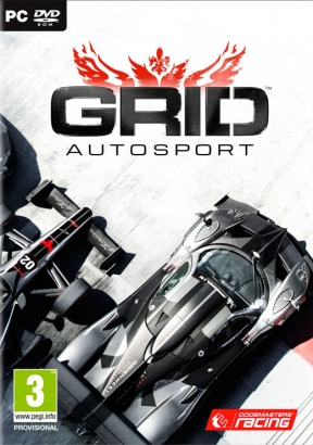 GRID: Autosport PC Cover