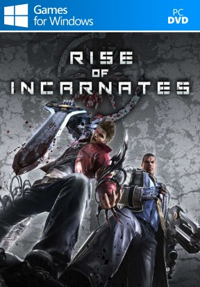 Rise of Incarnates PC Cover