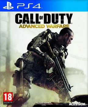 Call of Duty: Advanced Warfare PS4 Cover