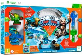 Skylanders Trap Team Xbox 360 Cover