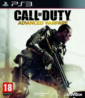 Call of Duty: Advanced Warfare PS3 Cover
