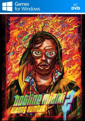 Hotline Miami 2: Wrong Number PC Cover