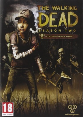 The Walking Dead Stagione 2 - Episode 3: In Harm's Way PC Cover