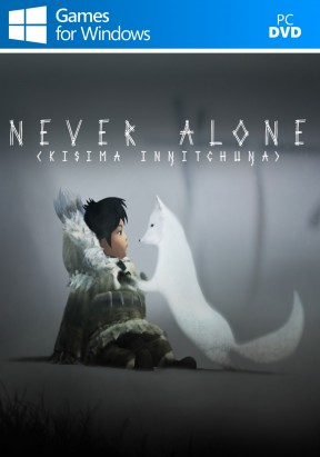 Never Alone PC Cover