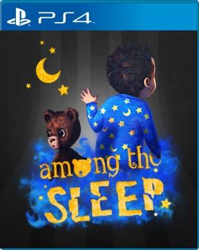 Among the Sleep PS4 Cover