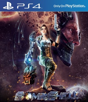 Bombshell PS4 Cover
