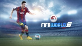 EA Sports FIFA World PC Cover