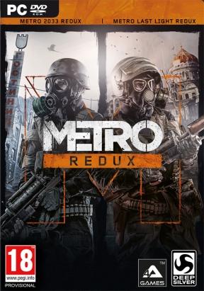 Metro Redux PC Cover
