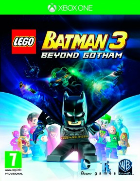 LEGO Batman 3: Gotham e Oltre Xbox One Cover
