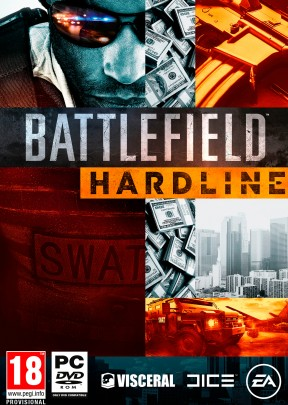 Battlefield: Hardline PC Cover