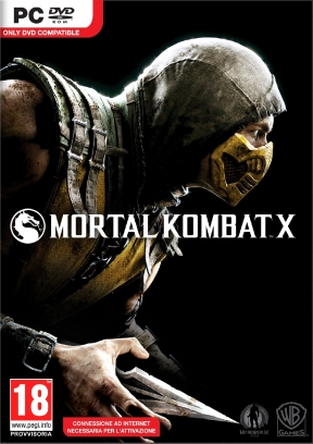 Mortal Kombat X PC Cover