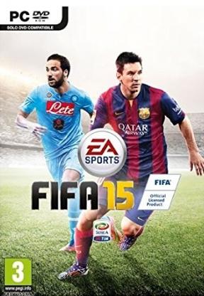FIFA 15 PC Cover