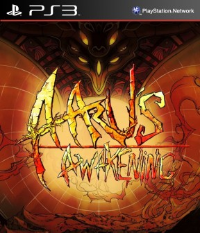 Aaru's Awakening PS3 Cover