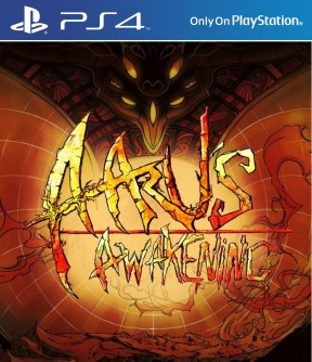 Aaru's Awakening PS4 Cover