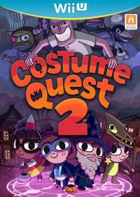 Costume Quest 2 Wii U Cover