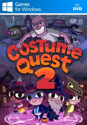Costume Quest 2 PC Cover