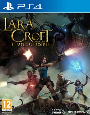 Lara Croft and the Temple of Osiris PS4 Cover