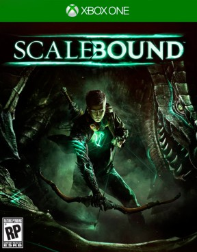 Scalebound Xbox One Cover