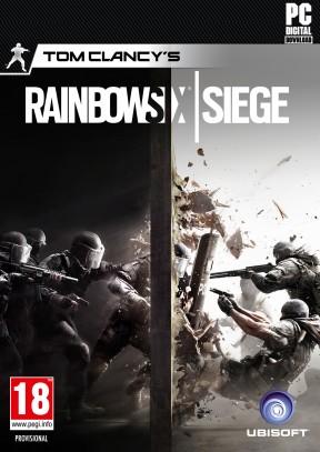 Rainbow Six: Siege PC Cover