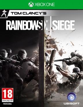 Rainbow Six: Siege Xbox One Cover