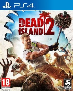 Dead Island 2 PS4 Cover