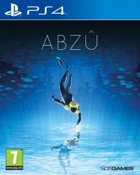 Abzu PS4 Cover