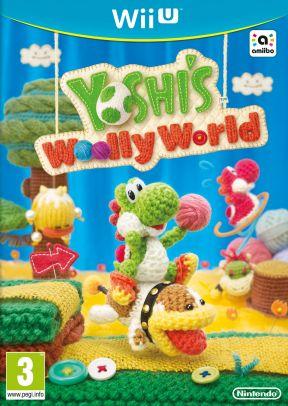 Yoshi's Woolly World Wii U Cover