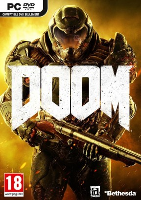DOOM (2016) PC Cover