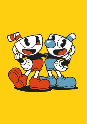 Cuphead Xbox One Cover