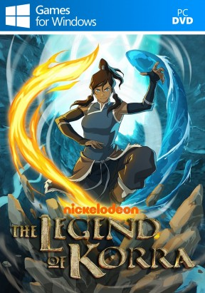 The Legend of Korra PC Cover