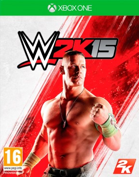 WWE 2K15 Xbox One Cover