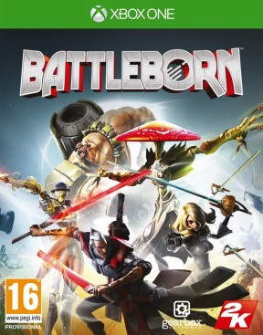 Battleborn Xbox One Cover