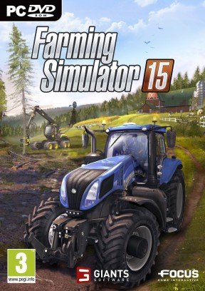 Farming Simulator 15 PC Cover