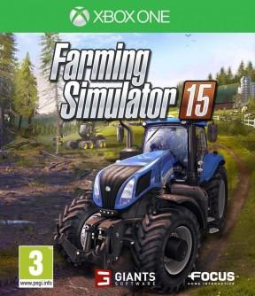 Farming Simulator 15 Xbox One Cover