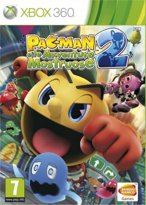 PAC-MAN e le Avventure Mostruose 2 Xbox 360 Cover