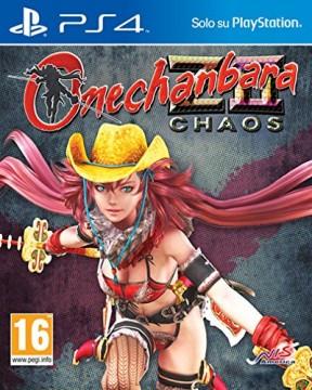Onechanbara Z2: Chaos PS4 Cover