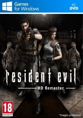 Resident Evil Remastered PC Cover