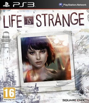 Life is Strange PS3 Cover