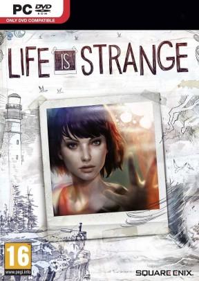 Life is Strange PC Cover