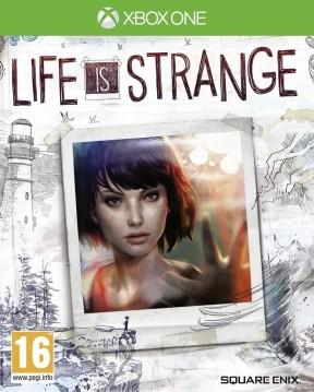 Life is Strange Xbox One Cover