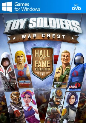 Toy Soldiers: War Chest PC Cover